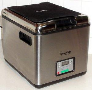 La cottura sottovuoto sous vide stefano buongustaio for Cucinare sottovuoto