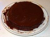 Flourless chocolate cake forchocoholics