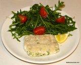 Broiled Cod alla Romagnola (Grigliata di Pesce allaRomagnola)