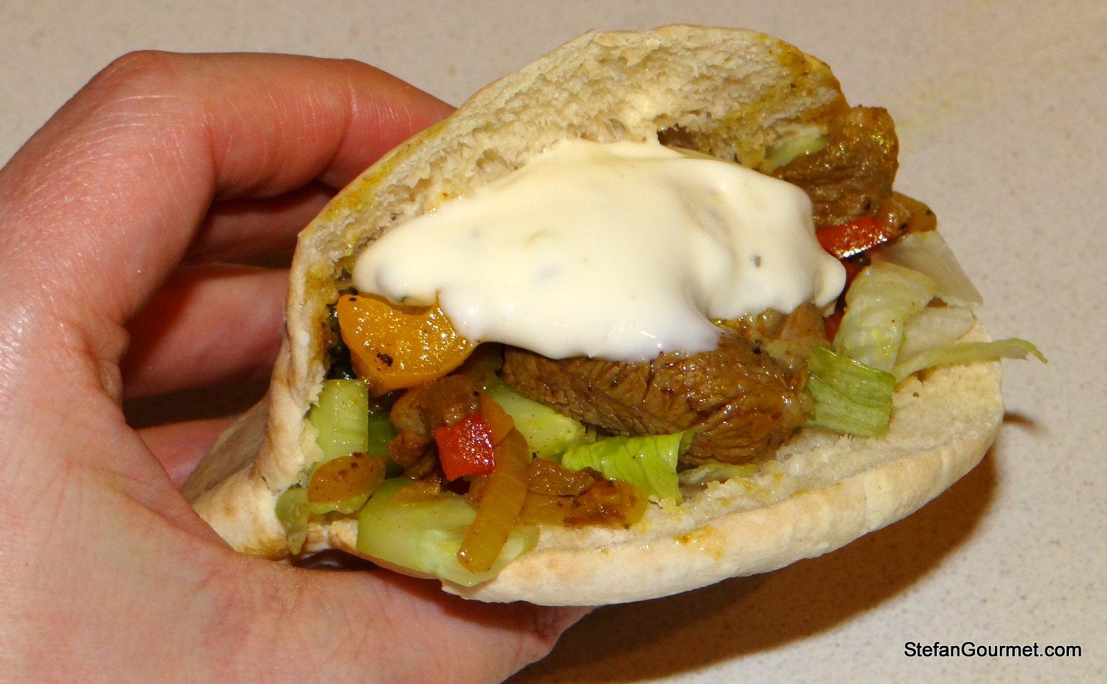 Salse kebab ricetta