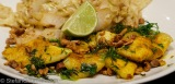 Hanoi Turmeric Fish with Dill