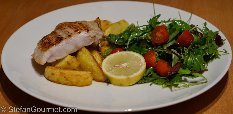 Reconstructed Sole à la Meunière – Stefan's Gourmet Blog