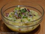 Wiener Erdäpfelsalat (Viennese PotatoSalad)