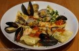 Fish Ravioli with Seafood (Ravioli di Pesce ai Frutti diMare)