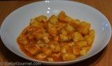 Gnocchi with Fish Sauce (Gnocchi con Sugo diPesce)