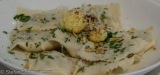 Cauliflower and LemonRavioli