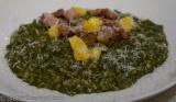 Spinach Risotto (Risotto agliSpinaci)