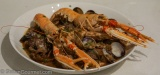 Cacciucco (Tuscan SeafoodSoup)