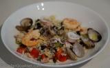 Rice and Seafood Salad (Insalata di Riso e Frutti diMare)