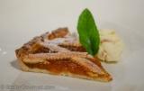 Apricot Jam Tart (Crostata alla Confettura diAlbicocche)