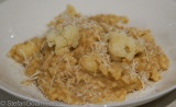 Cauliflower Risotto (Risotto alCavolfiore)