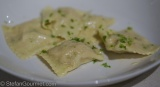 Thai-Italian Fusion: Shrimp Ravioli with Coconut and Green Curry
