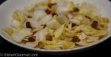 Witlof and Pancetta Salad (Insalata di Radicchio ePancetta)