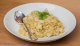 Risotto with Braised Fennel andWhiting