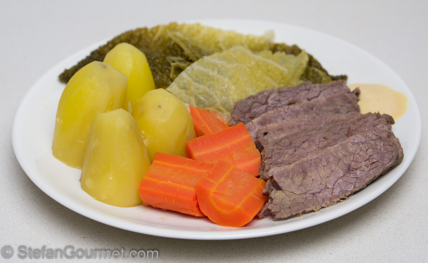 Corned Beef For St Patrick S Day Stefan S Gourmet Blog