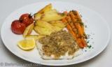 White Fish Gratin (Pesce Bianco Gratinato alForno)