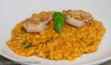 Risotto with Cream of Shrimp (Risotto con Crema diGamberi)