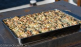 Baked Pasta with Ham and Peas (Pasta al Forno con Cotto e Piselli)