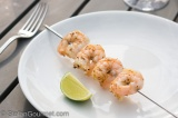 Grilled Marinated Jumbo Shrimp