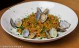 Fregula with Clams (Fregola con Cocciua Niedda)