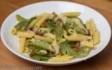 Pasta with Fava Bean Pods (Pasta con Baccelli diFave)