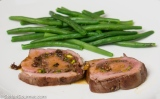 Veal Roulade with Pistachios and Prosciutto