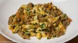 Greens-Ricotta Dumplings with Venison Ragù (Gnocchetti alle Erbe con Ragù diCervo)