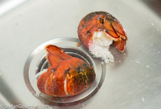Lobster Bisque Using Lobster Tails | Lobster House