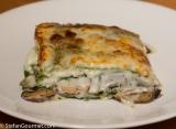 Mushroom Lasagna (Lasagne aiFunghi)