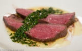 Picanha Sous-Vide with Chimichurri