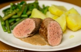 Involtini di Vitello (Stuffed Veal Bundles)
