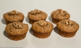 Date, Oat Bran, and Quark Muffins