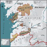 Wines of Rias Baixas