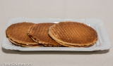 Homemade Stroopwafels (Dutch Syrup Waffles)