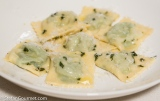 Ravioli with Spinach and Ricotta (Ravioli Ricotta e Spinaci)