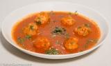 Mexican Shrimp Meatball Soup (Albóndigas deCamarón)