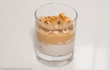 Smoked Eel and Caramelized Celeriac Mousse with Hazelnuts