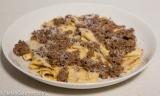 Pasta with 'White' Wild Boar Ragù (Pappardelle al Ragù Bianco diCinghiale)