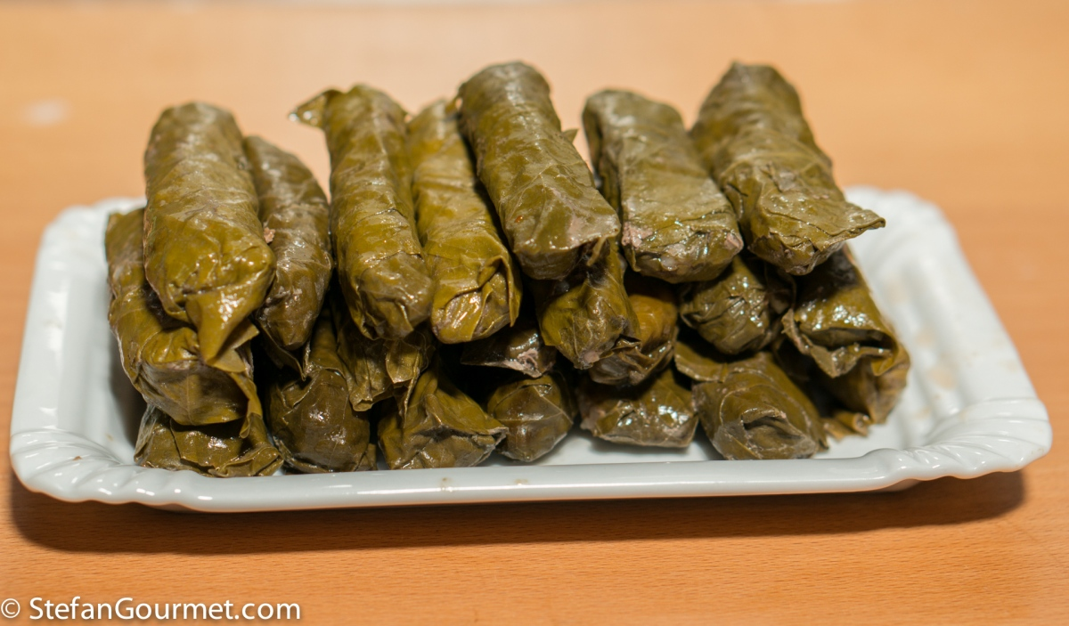 Çiğdem's Yaprak Sarma (Meat Wrapped in Grape Leaves ...