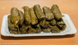 Çiğdem's Yaprak Sarma (Meat Wrapped in Grape Leaves)