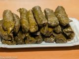 Çiğdem's Yaprak Sarma (Meat Wrapped in GrapeLeaves)