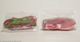 Sous-Vide With or Without Herbs in the Bag?