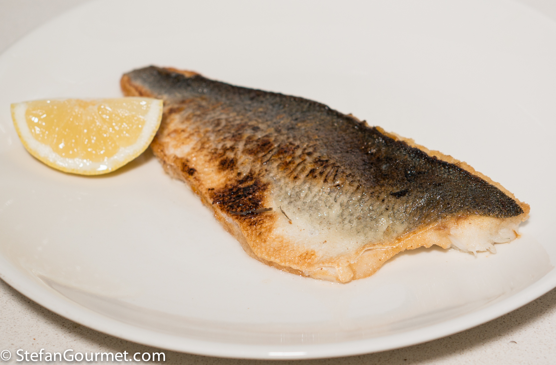 How to cook fish fillets on the skin stefan 39 s gourmet blog for How to bake fish fillet