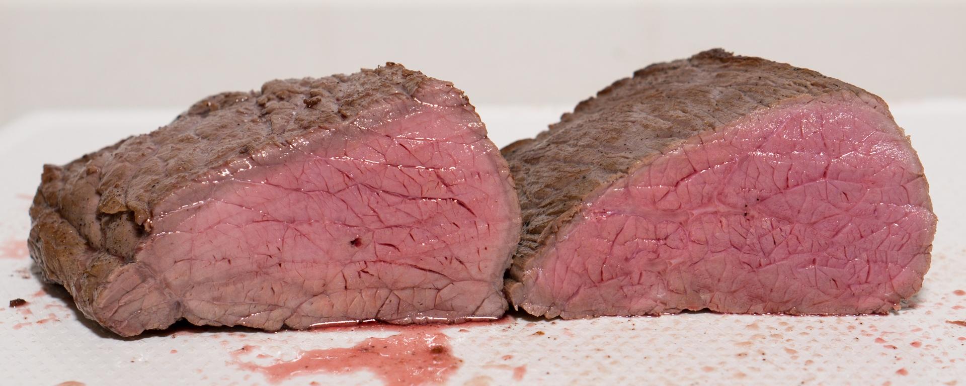 roast beef oven versus sous vide stefan s gourmet blog