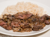 Black Bean BeefSous-Vide